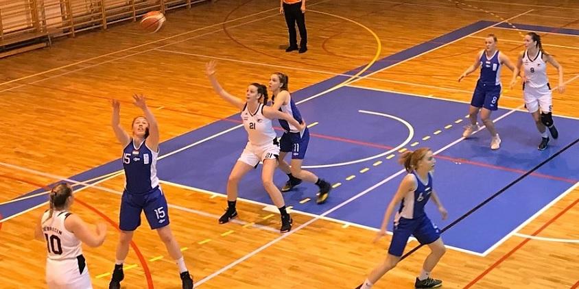 Egyetemi bajnokság, nők: Rangadót nyerve biztosította keleti második helyét a Debrecen