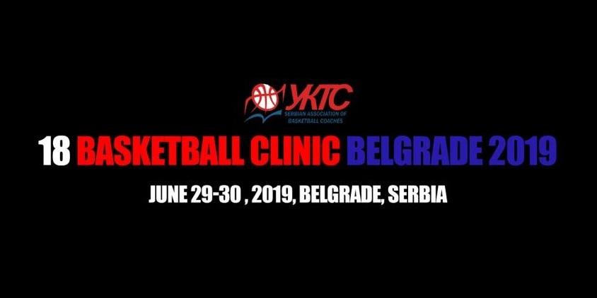 Nemzetközi edzőtovábbképző Belgrádban