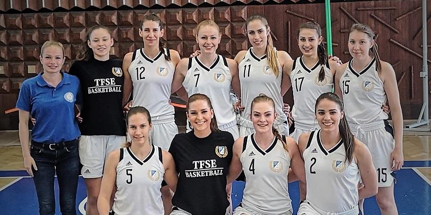 Egyetemi bajnokság, nők: Veretlenül nyerte a keleti csoportot a címvédő TF