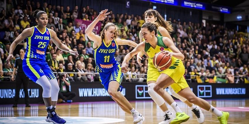 Női Euroliga: Negyedik helyen végzett a Sopron