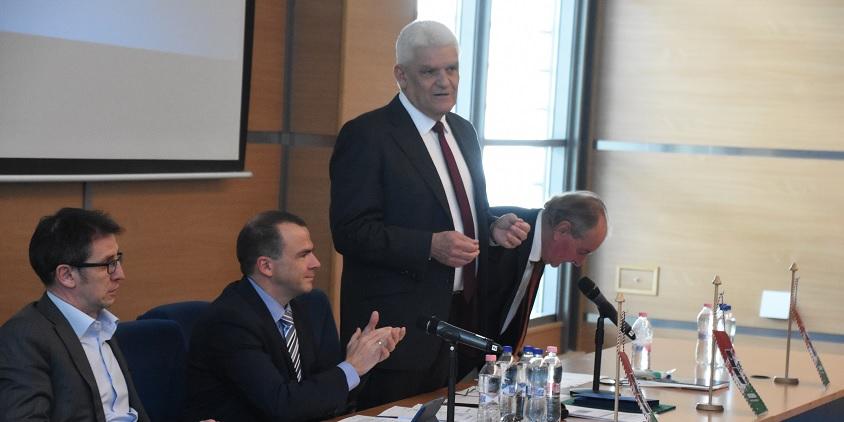 Tisztújító küldöttgyűlést tartott az MKOSZ