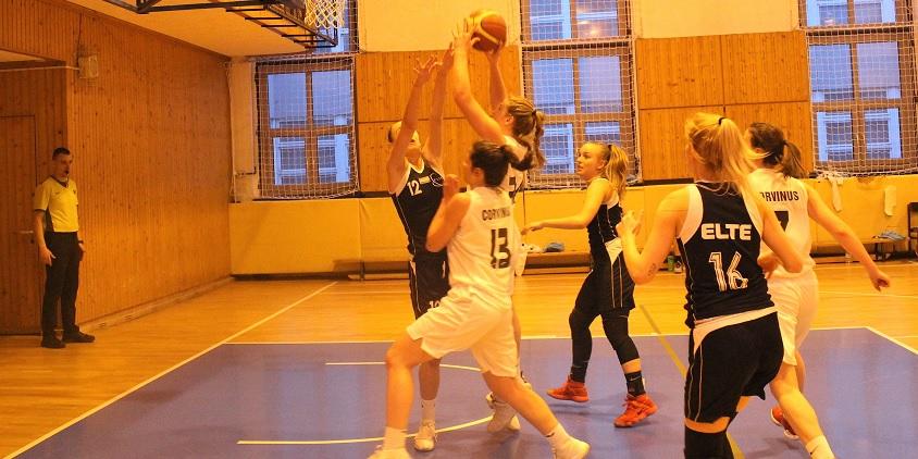Egyetemi bajnokság: Négyesdöntőben a Közgáz női, valamint a Debrecen és a TF férfi együttese