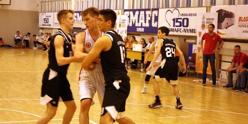 2018/2019 - MAFC - Debreceni KA 99-58