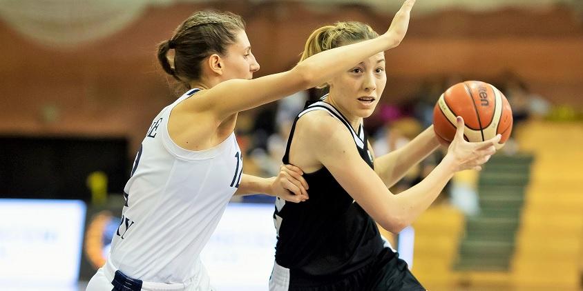 Egyetemi bajnokság, nők: Tovább folytatódott a TF-lányok sikersorozata
