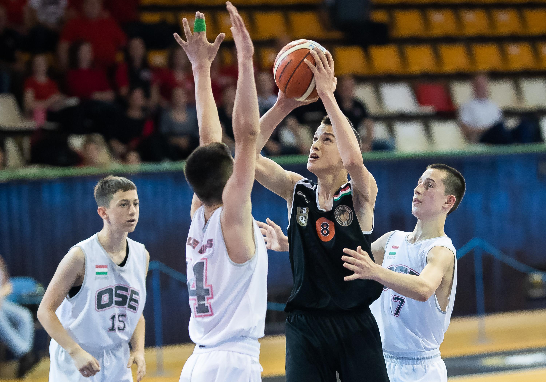 2018/2019 - OSE Lions - PVSK Nemzeti Akadémia 72-57