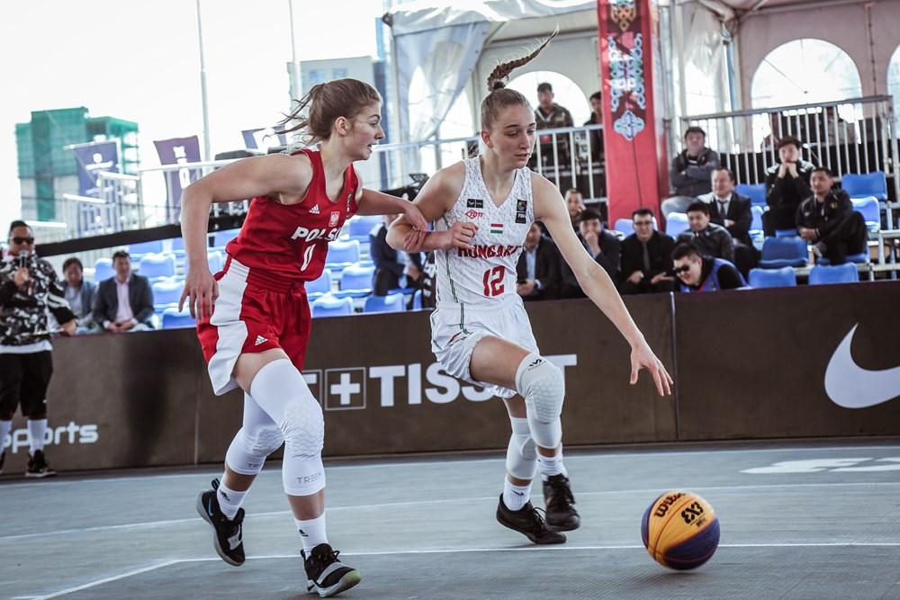 3x3-as U18-as világbajnokság: Kettőből kettő!