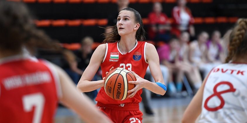 2018/2019 - DVTK Akadémia - Vasas Akadémia 32-66