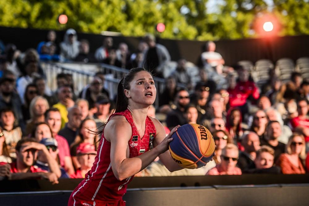 Jekatyerinburgban szerepel női 3x3-as válogatottunk