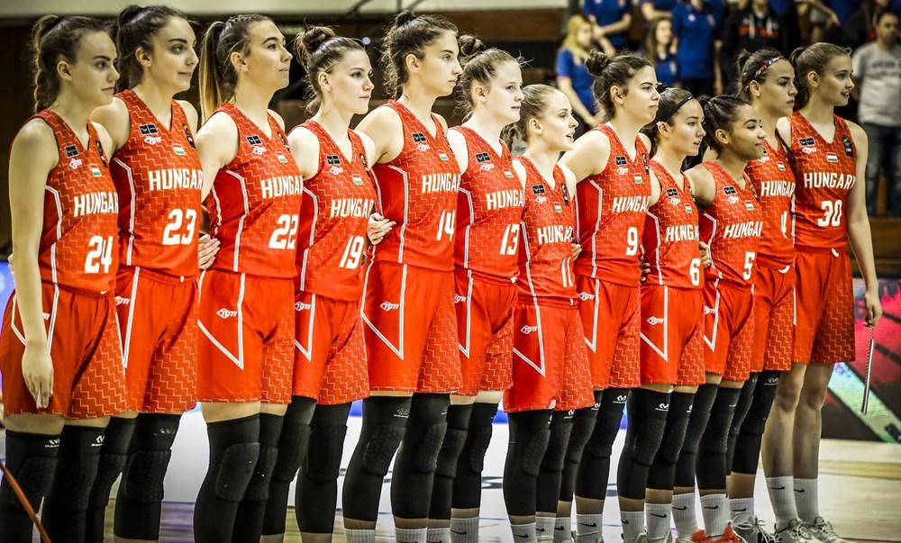 Az U19-es világbajnokságon folytatja női válogatottunk