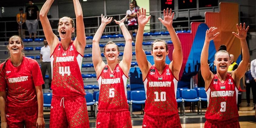 2021-es női Eb selejtező: A magyar csapat az ötödik kiemelt