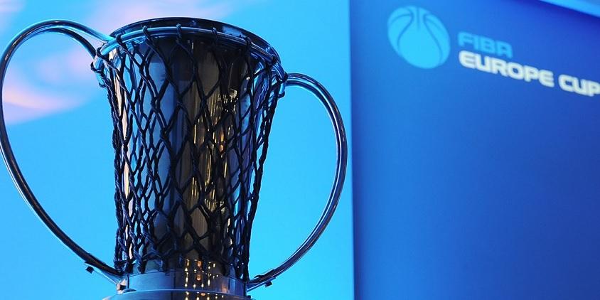 FIBA Europe Cup: Ellenfeleket kaptak a magyar csapatok