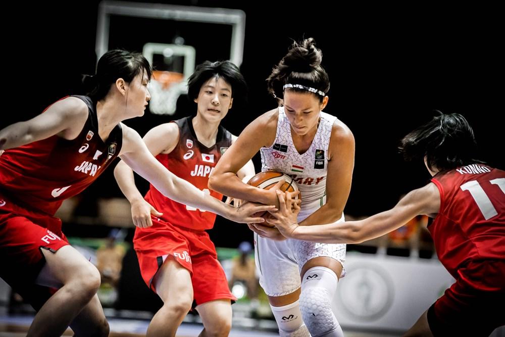 Női U19-es vb: Nem bírtunk a villámléptű japánokkal