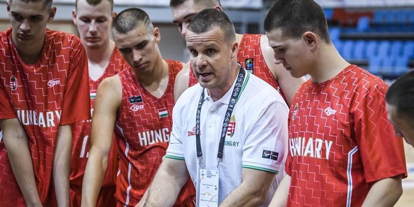 U18-as fiú Eb: Vereség Fehéroroszország ellen