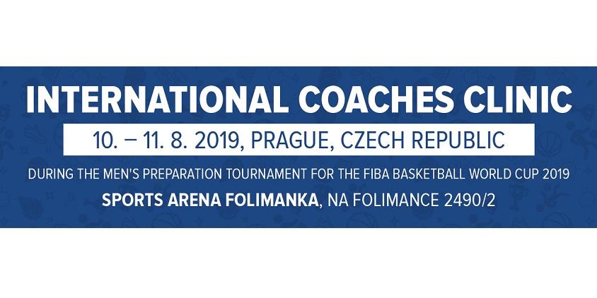 Nemzetközi edzőtovábbképző Prágában