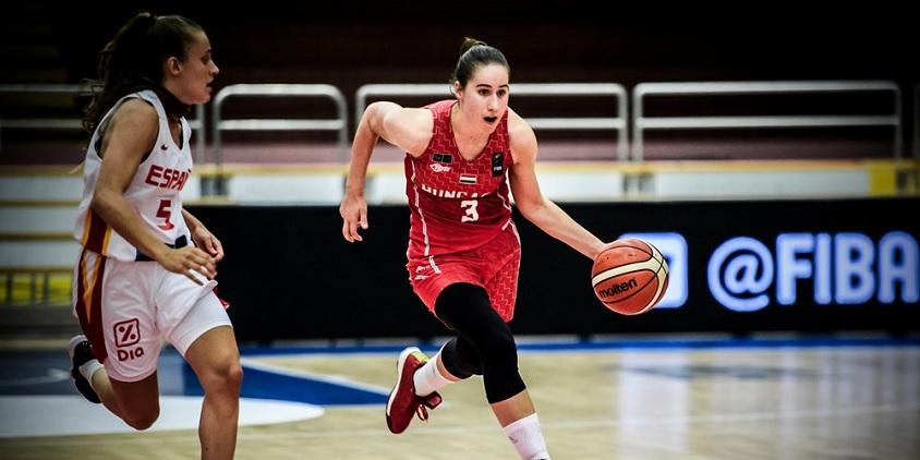 U20-as női Eb: Vereség Spanyolországtól, a 7. helyért játszhatunk