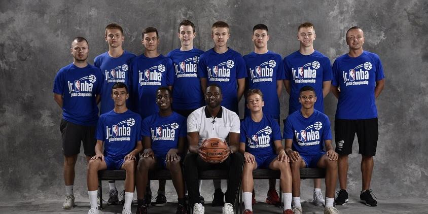 Szalay Domonkos a Jr. NBA Global Championship legjobbjai között zárt