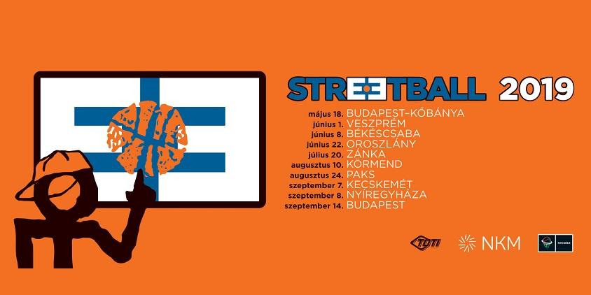 Történelmi streetball-hétvége két rendezvénnyel