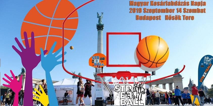 Szombaton jön a Magyar Kosárlabdázás Napja
