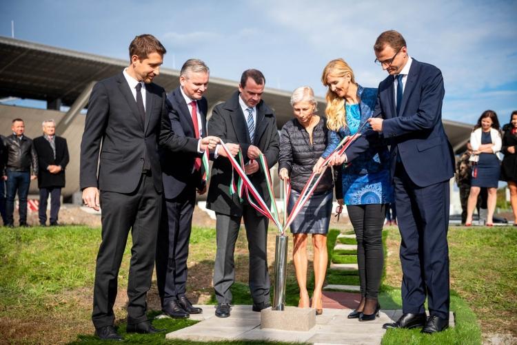 Megkezdődött a DVTK új sportcsarnokának építkezése