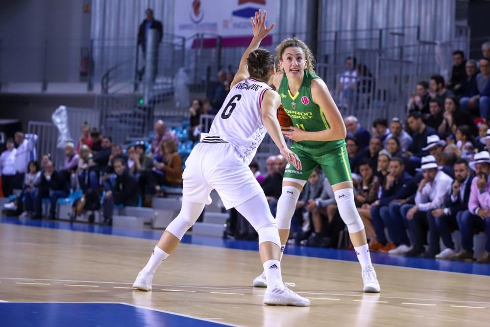 Női Euroliga: Nagy lehetőséget szalasztott el a Sopron Basket