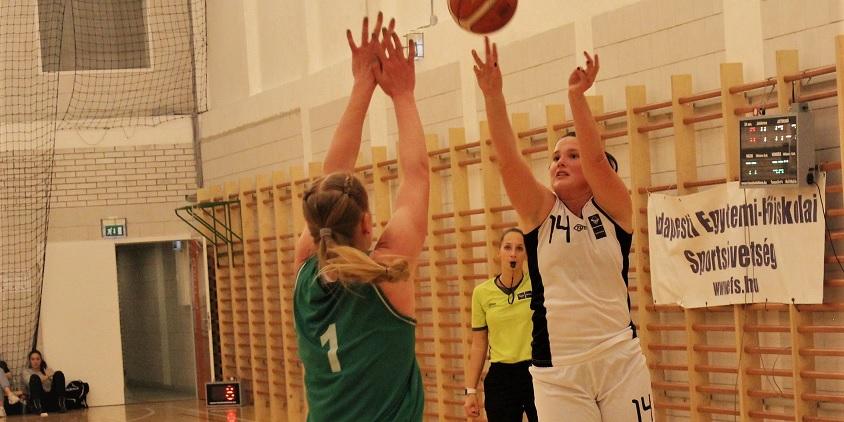 Egyetemi bajnokság, nők: Egyetlen ponttal nyert a címvédő TF Debrecenben