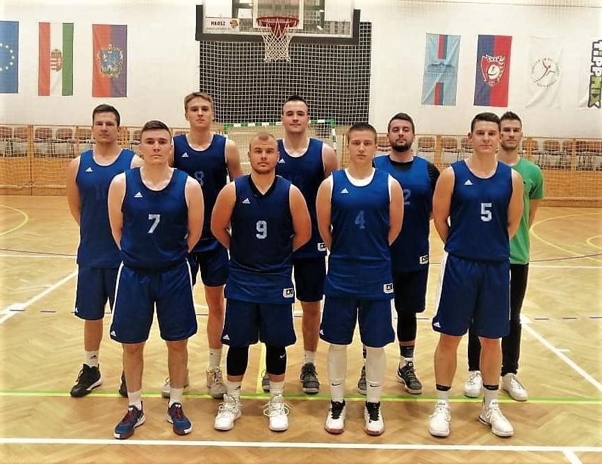 Egyetemi bajnokság, férfiak: A Szombathely otthon, a Nyíregyháza és a Miskolc idegenben nyert rangadót