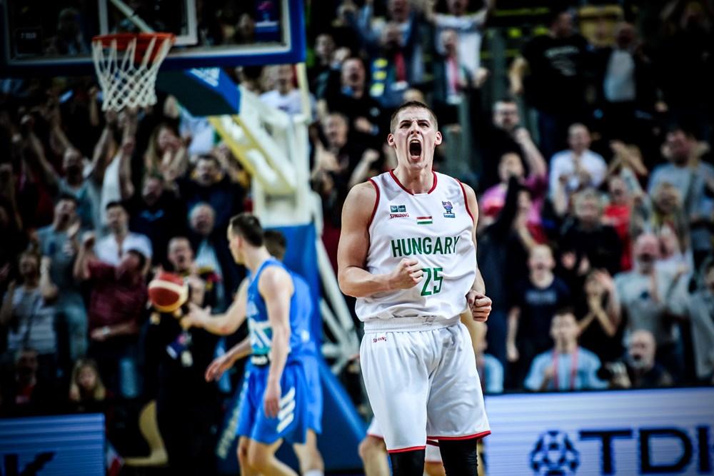 Óriási csatában legyőztük az Eb-címvédő Szlovéniát!