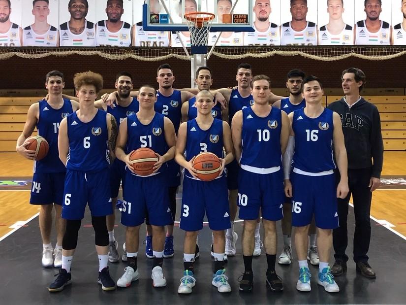 Egyetemi bajnokság, férfiak: A címvédő TF erődemonstrációja Debrecenben