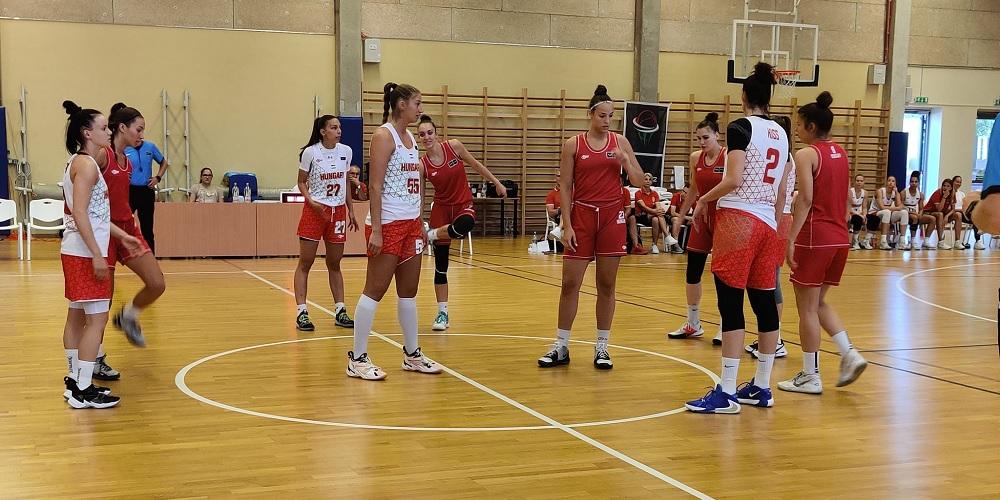 Hasznos és nagyon várt edzőmeccsen vannak túl felnőtt és U20-as női válogatottjaink