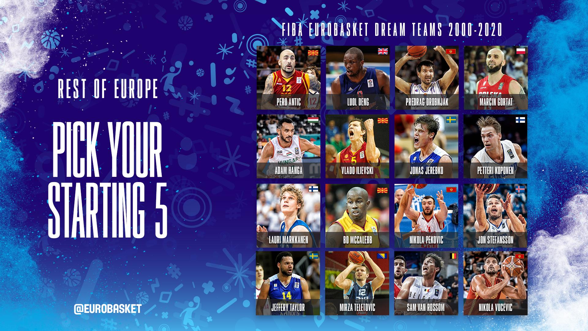 A legjobb játékosok közé szavazhatjuk Hanga Ádámot a FIBA szavazásán