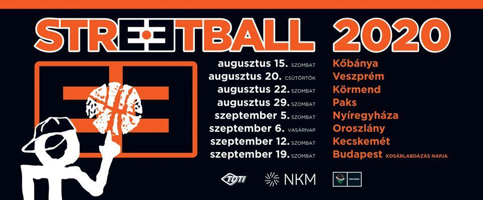 Streetball: Indulhat az online nevezés