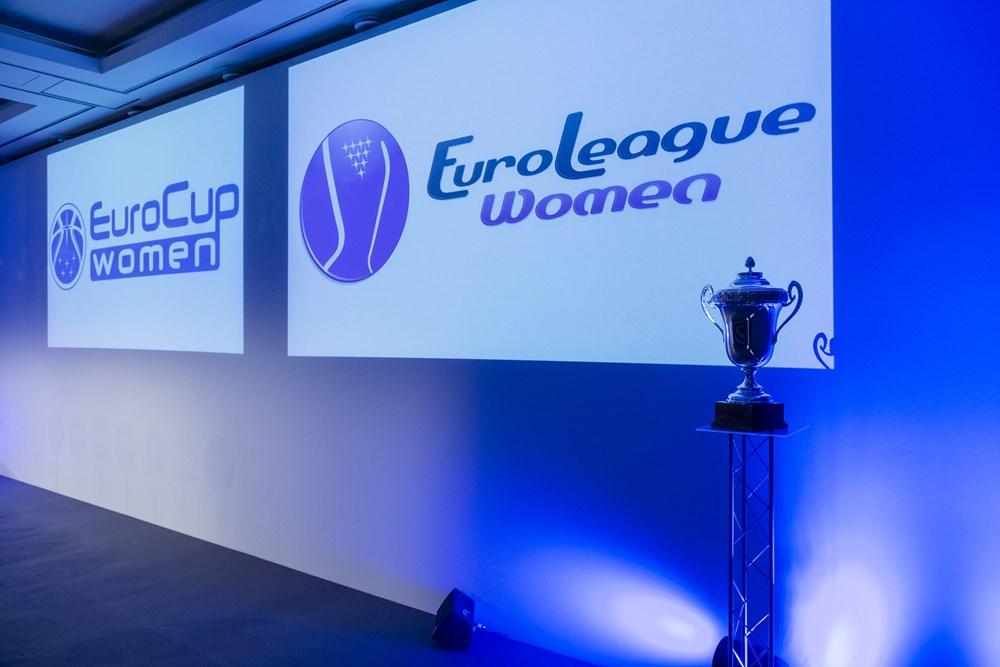 Augusztus közepén sorsolnak a női Euroligában, a női Európa-kupában és a FIBA Europe Cupban is