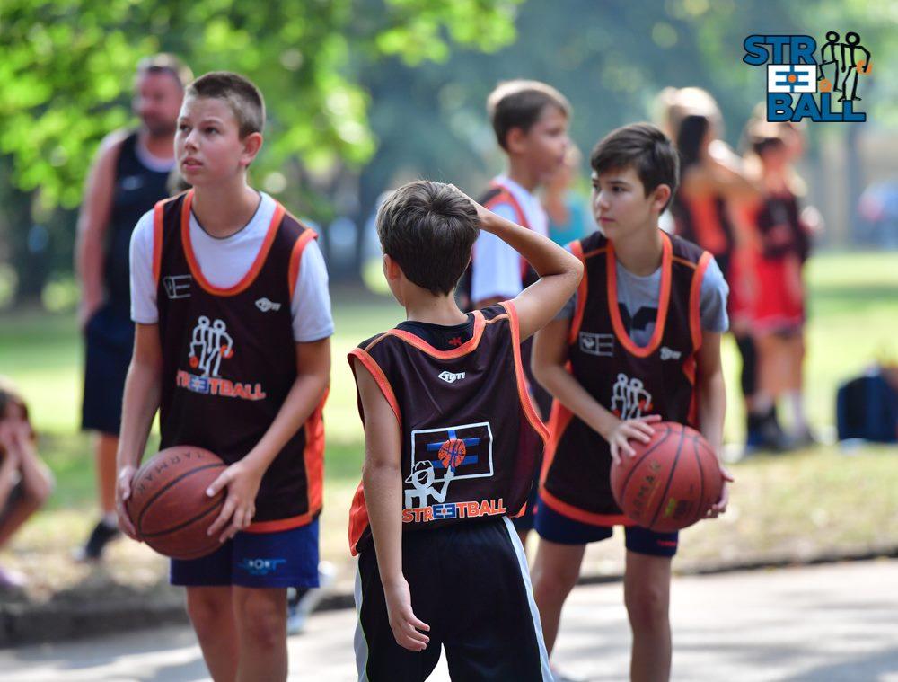 Streetball: csütörtök Veszprém, felkészül Körmend