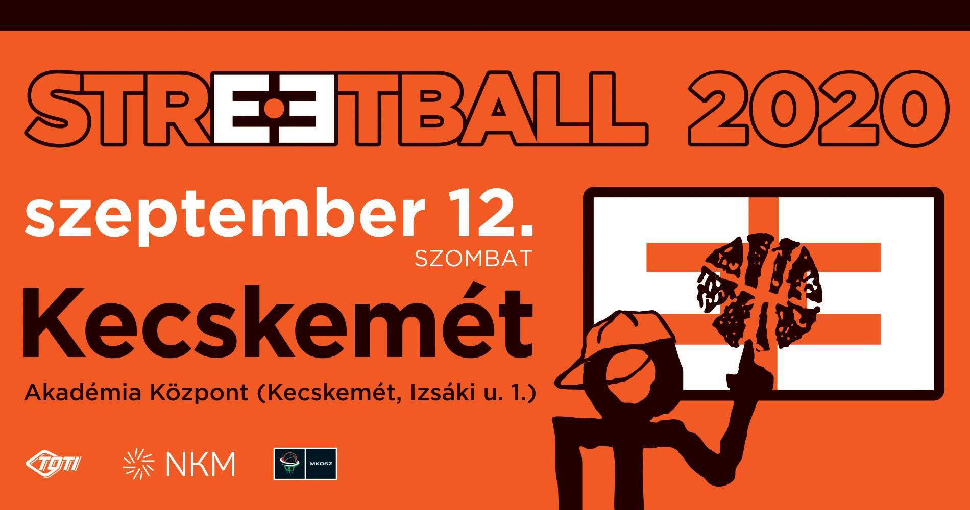 Streetball: következik Kecskemét