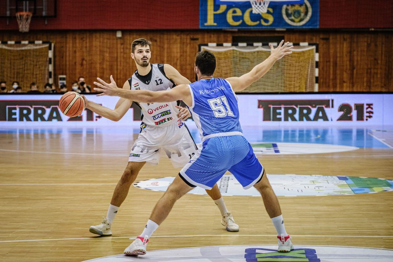 Tippmix Férfi NB I: A Pécs egy Kaposvár elleni győzelemmel kezdte a szezont
