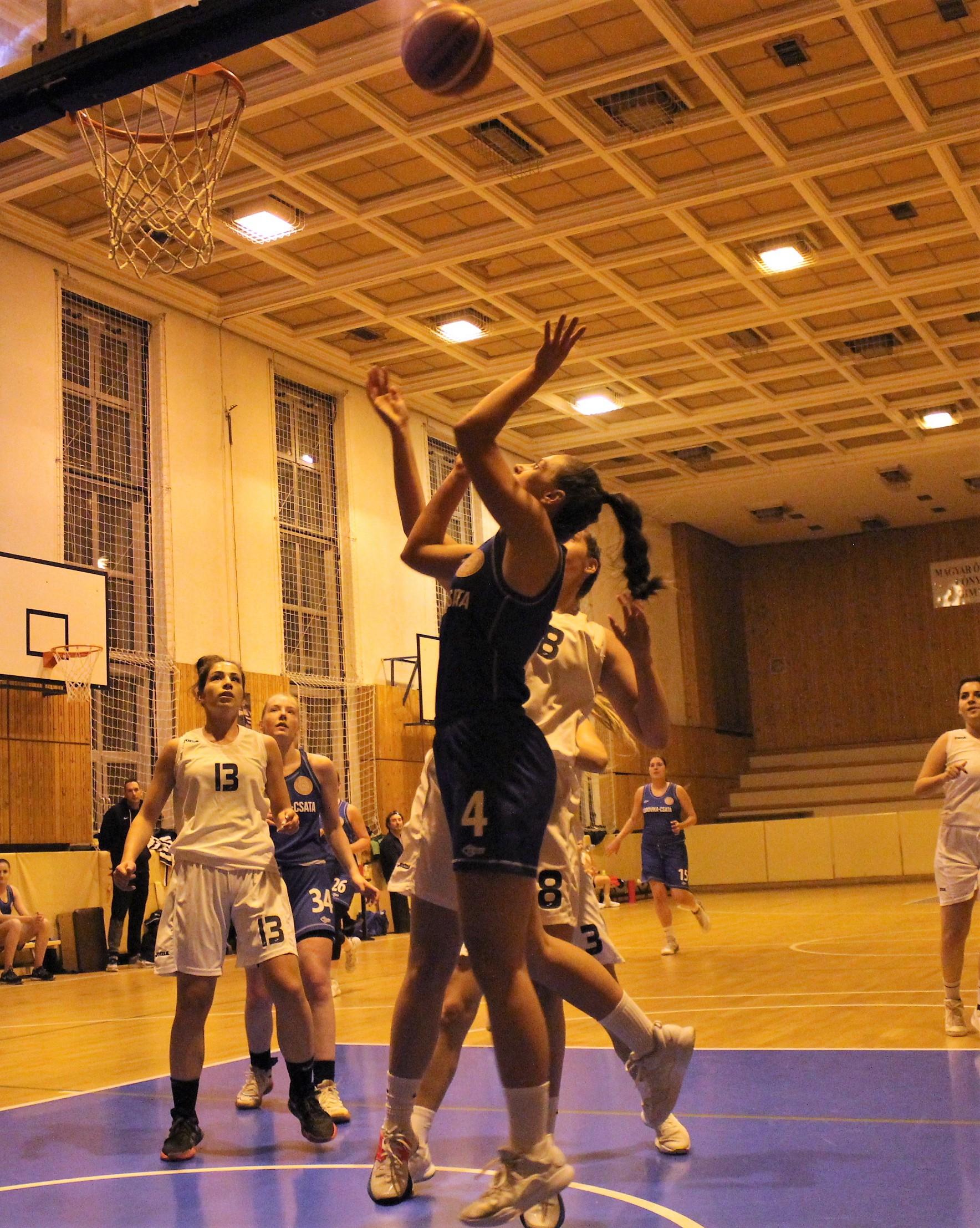 Női egyetemi bajnokság: Értékes ELTE-siker, Közgáz-örömjáték