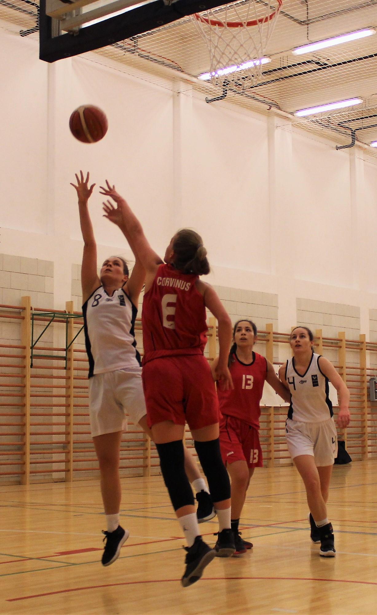 Női egyetemi bajnokság: ELTE-diadal Debrecenben, újabb bravúr a BME csapatától