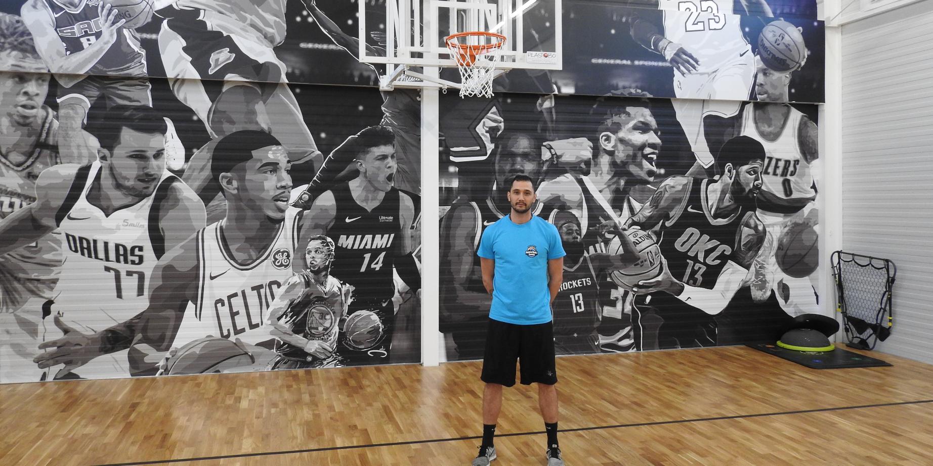 Egyéni képzés Szolnokon - Megnyitotta kapuit az Evolution Basketball Training