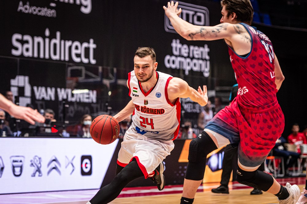 FIBA EC: Másodjára is kikapott az Egis Körmend
