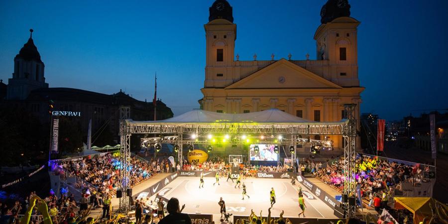 Debrecen lesz a 3x3-as olimpiai selejtező házigazdája