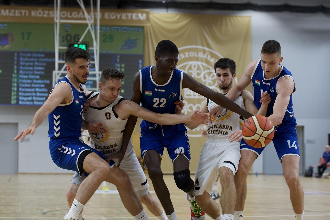 2020/2021 - DEAC Kosárlabda Akadémia U20 – Alba Fehérvár U20 67–76