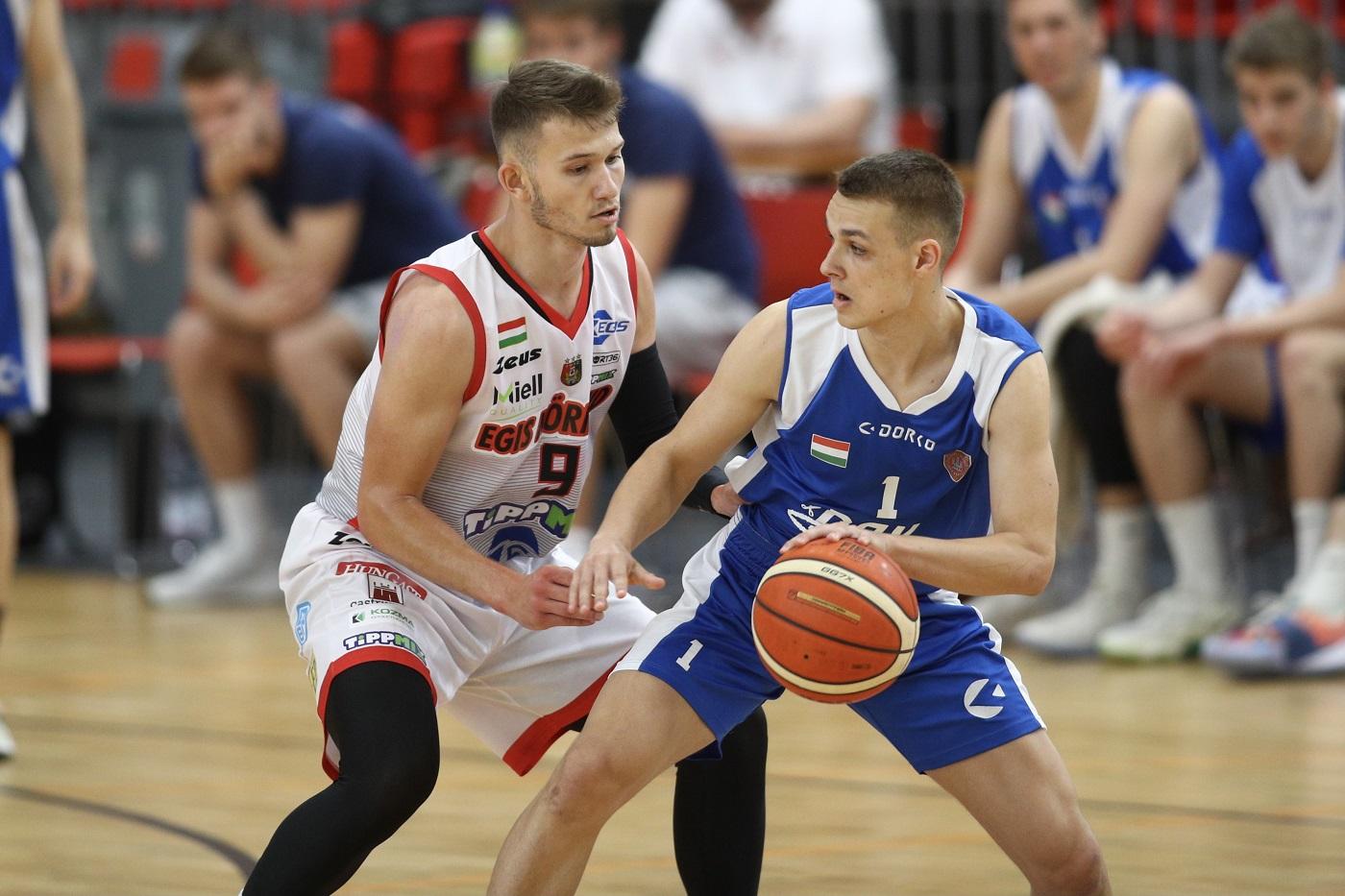 2020/2021 - Egis Körmend U20 – Sopron KC U20 87–64