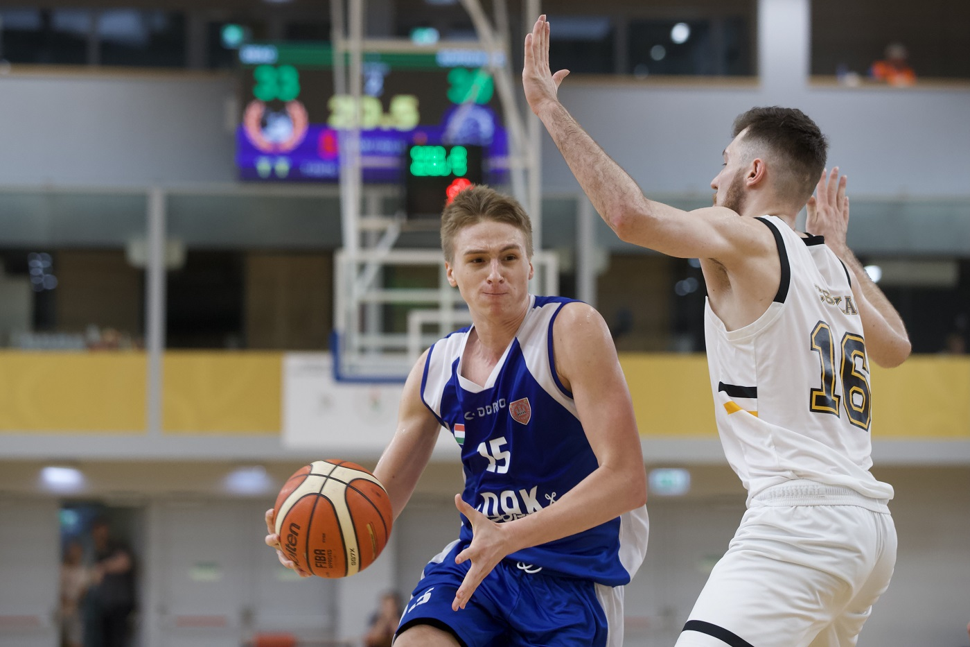 2020/2021 - DEAC Kosárlabda Akadémia U20 – Sopron KC U20 60–76