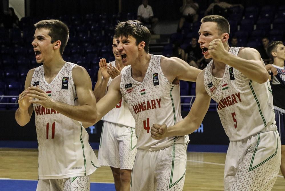 Győzelemmel kezdett U20-as férfi válogatottunk Sopronban