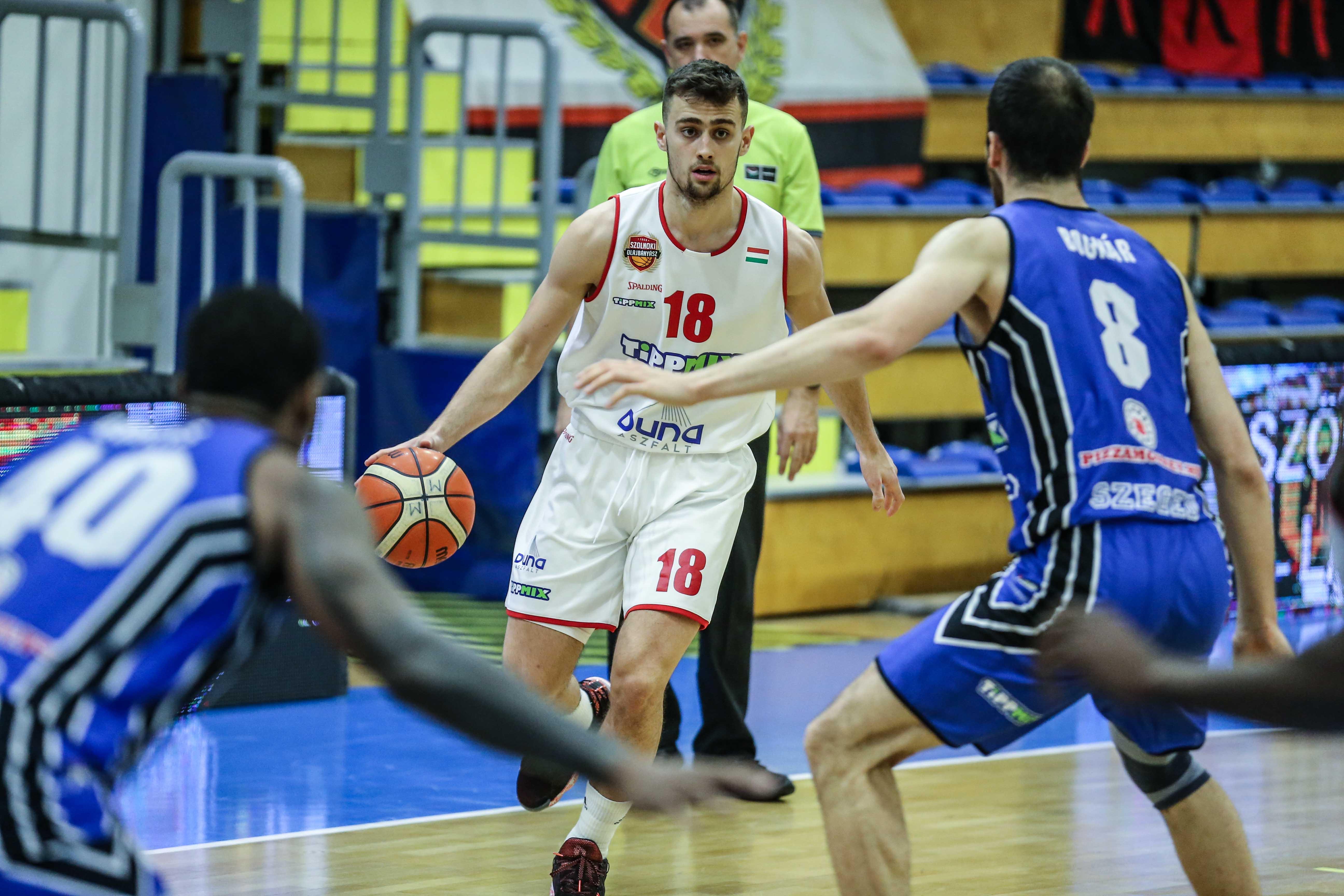 A Szolnok főtáblás, a Szedeáknak selejteznie kell a FIBA Europe Cupban