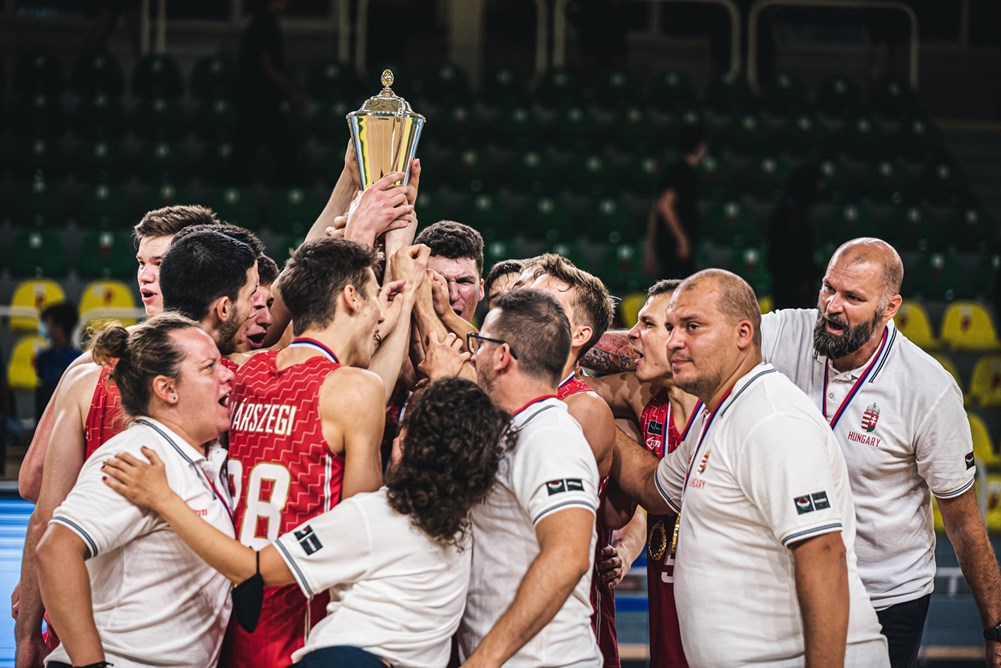 Nekik ez volt az Európa-bajnokság, meg is nyerték