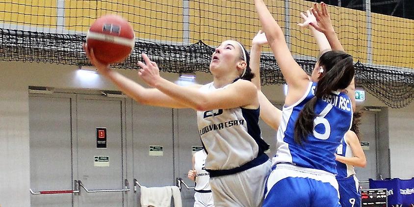 Női egyetemi bajnokság: Nagy harc után nyert a nyitányon a Szeged a Ludovikán