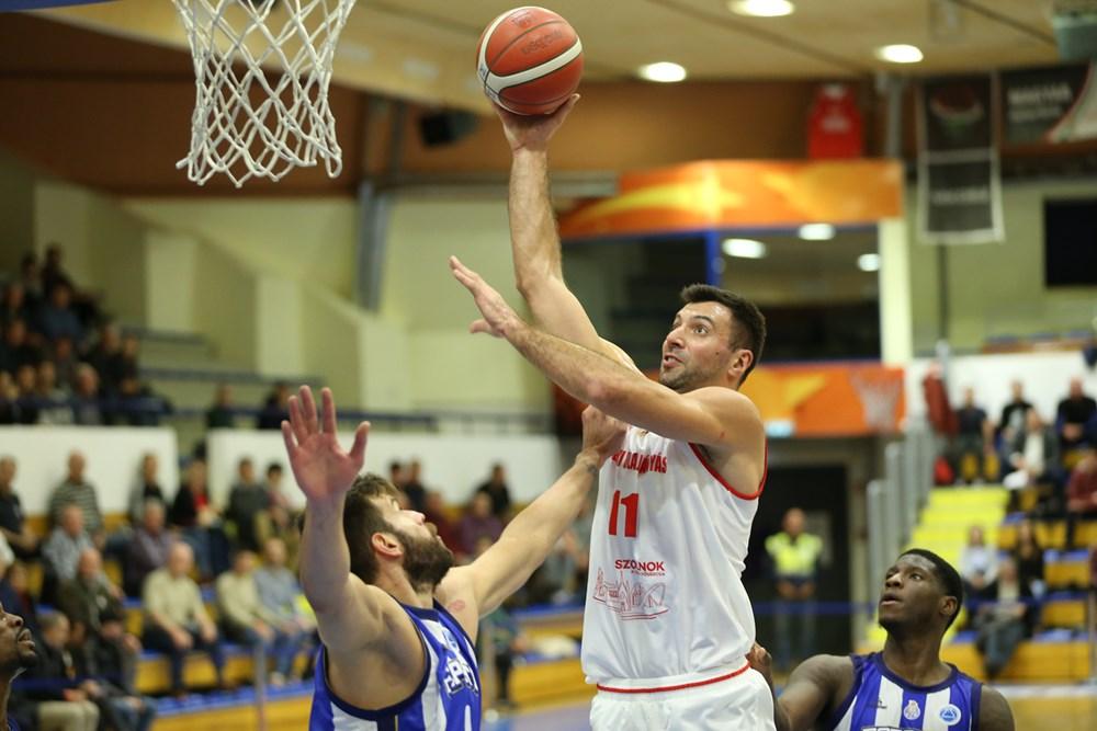 FIBA Europe Cup: Óriási negyedik negyedével győzött a Szolnok