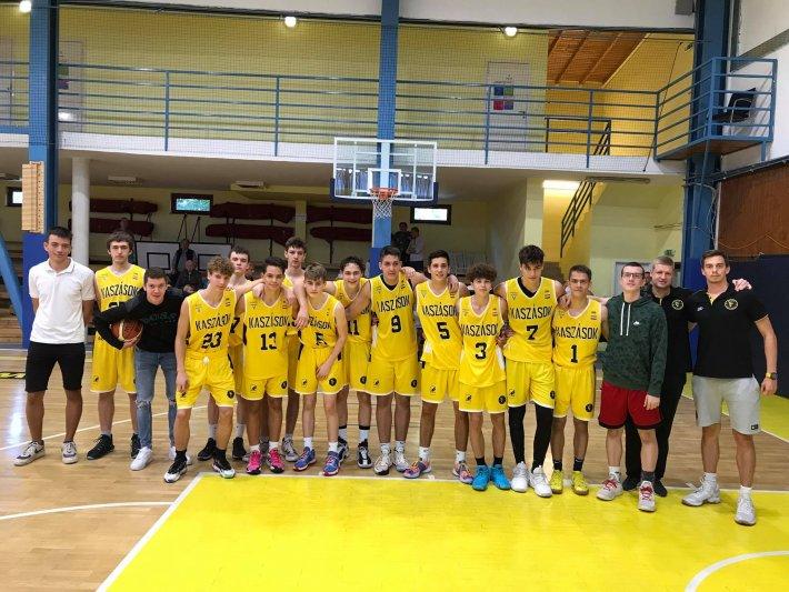 Utánpótlás bajnokságok: Nagyszerű meccsen verte a Kaszások a Zsíros Akadémiát